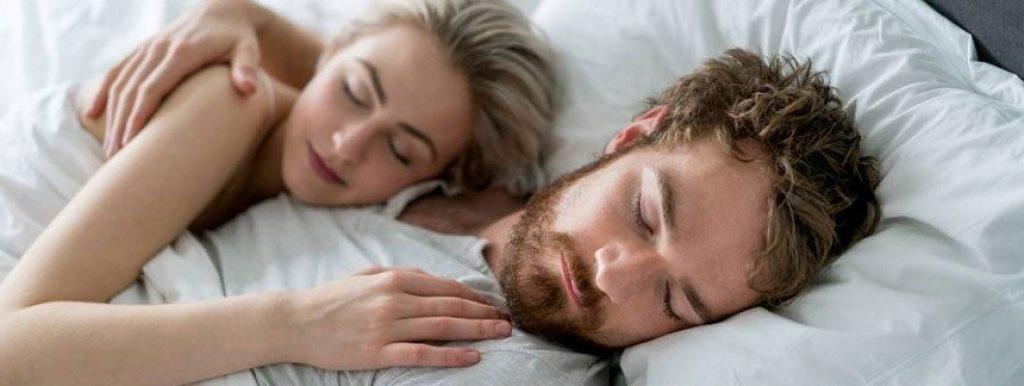 آشنایی با 5 قسمت بدن برای خواب